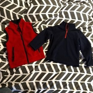 EUC Fleece Set